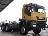photo of Used Tractorhead IVECO Trakker AD260T41 6X6 2010
