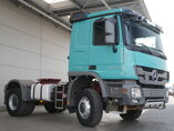photo of Used Tractorhead Mercedes Actros 2041 AS 4X4 2013