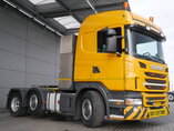 photo of Used Tractorhead Scania  G480 6X2 2011