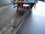 photo of Used Trailer HAPPY TRAILER Ladebordwand Hardholdz-Bodem Durchladesystem MRP 2-218K Axels 2007
