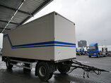photo of Used Trailer Jan Hoyens A20.10-10 Axels 2005