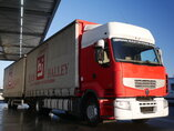 photo of Used Truck + Trailer Renault Premium 450 4X2 2008