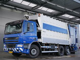 photo of Used Truck DAF CF75.250 6X2 2005