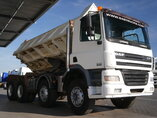 photo of Used Truck DAF CF85.430 8X4 2007