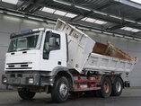 photo of Used Truck IVECO Eurotrakker Cursor 260E35 6X4 2003