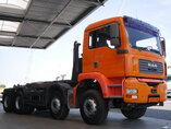 photo of Used Truck MAN TGA 35.463 M 8X4 2003