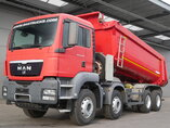 photo of Used Truck MAN TGS 41.400 M 8X4 2013