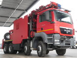 photo of Used Truck MAN TGS 41.430 8X8 2013