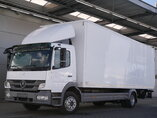 photo of Used Truck Mercedes Atego 1224 L 4X2 2012
