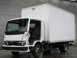 fotografie: Folosit Camion Renault Maxity Unfall 4X2 2011