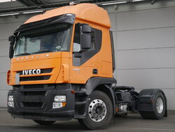 fotografie: Folosit Cap tractor IVECO Stralis AT440S42 4X2 2009