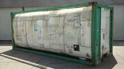 fotografie: Folosit Container MIG International 20Ft Tankcontainer IMO-1 27000Ltr 20ft 1970