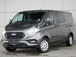 photo of New Light commercial vehicle Ford Transit Custom