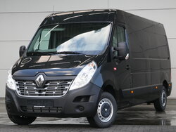 photo of New Light commercial vehicle Renault Master