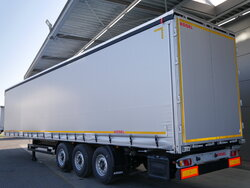 photo of New Semi-trailer KOGEL Liftachse S24-1 Axels