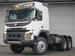 photo of New Tractorhead Volvo FMX 540 6X6