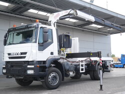 photo of New Truck IVECO 380 4X2