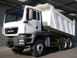 photo of New Truck MAN TGS 40.400 M 6X4