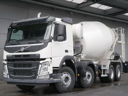 photo of New Truck Volvo FM 400 8X4