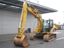 photo of Used Construction equipment Caterpillar 312C Track 2005