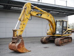 photo of Used Construction equipment Caterpillar 318B LN Track 2000