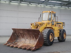 photo of Used Construction equipment Caterpillar 966E 4X4 1988