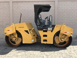 photo of Used Construction equipment Caterpillar CB534D Roller 2010