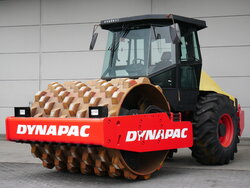 photo of Used Construction equipment Dynapac CA250 Roller 2010
