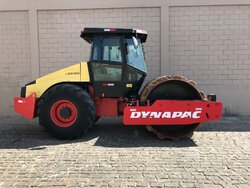 photo of Used Construction equipment Dynapac CA250 Roller 2011