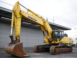 photo of Used Construction equipment Komatsu PC450LC-7E0 Track 2006