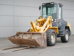 photo of Used Construction equipment PAUS RL652 4X4 2004