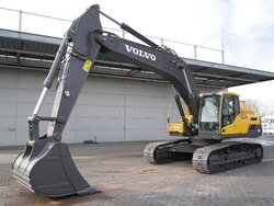 photo of Used Construction equipment Volvo EC300 DL Track 2018