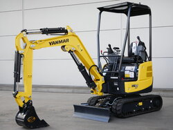 photo of Used Construction equipment YANMAR VIO 17 Track 2018