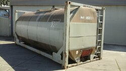 photo of Used Container Schwarzmüller 20Ft Tankcontainer 25000Ltr 20ft 1970