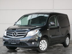 photo of Used Light commercial vehicle Mercedes Citan 2017