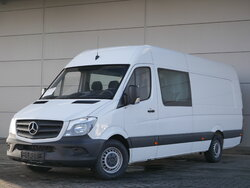 photo of Used Light commercial vehicle Mercedes Sprinter Dubbel cabine DC 2017