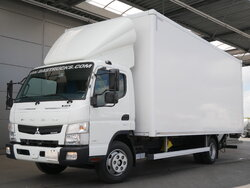 photo of Used Light commercial vehicle Mitsubishi Fuso Canter 2015