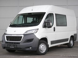 photo of Used Light commercial vehicle Peugeot Boxer 2017