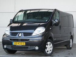 photo of Used Light commercial vehicle Renault Trafic 2012