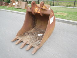 photo of Used Machinery attachments Caterpillar Bucket 2007