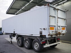 photo of Used Semi-trailer ATM 46m3 Alukipper OKS 13/27A Axels 2009