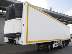 photo of Used Semi-trailer Pacton Liftachse Lenkachse Ladebordwand TBZ 339 Axels 2004