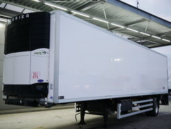 photo of Used Semi-trailer Renders City Lenkachse Doppelverdampfer ROC 12.10 1 Axels 2010