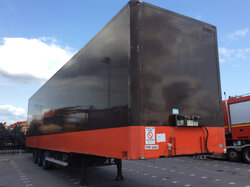 photo of Used Semi-trailer Van Eck Liftachse PT-3LN1 Axels 2006