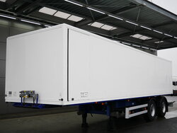 photo of Used Semi-trailer Van Hool 12.400 Ltr / 3 / Wassertank Lenkachse 2B0035 Axels 2000