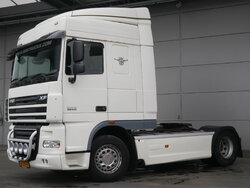 photo of Used Tractorhead DAF XF105.410 4X2 2011