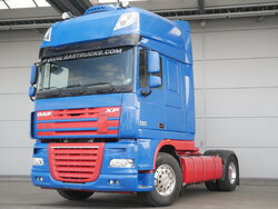 photo of Used Tractorhead DAF XF105.460 SSC 4X2 2012