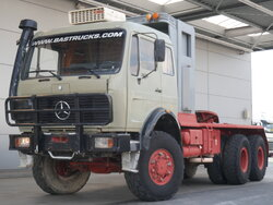 photo of Used Tractorhead Mercedes 2632 A 6X6 1981