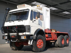 photo of Used Tractorhead Mercedes 2632 AK 6X6 1981