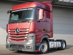 photo of Used Tractorhead Mercedes Actros 1845 LL 4X2 2011